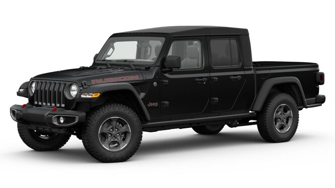 New 2020 Jeep Gladiator 8-Speed Automatic 850RE Transmission