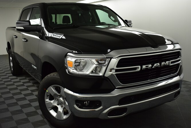 New 2020 Ram 1500 8-Speed Automatic 8HP75 Transmission